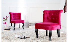 Designer Lounge Sessel JOSEPHINE PINK