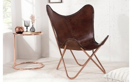 Poltrona Lounge ASTRA BROWN