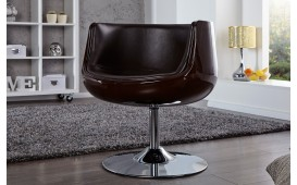 Designer Lounge Sessel JUVENTAS COFFEE