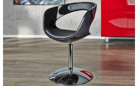 Designer Lounge Sessel DACER BLACK