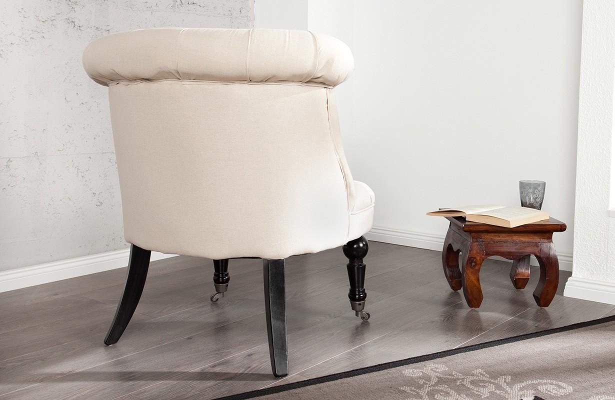lounge sessel joseph beige designer bei nativo m bel schweiz g nstig. Black Bedroom Furniture Sets. Home Design Ideas