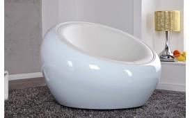 Designer Lounge Sessel LOBBY WHITE