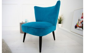 Fauteuil Lounge RECENT BLUE