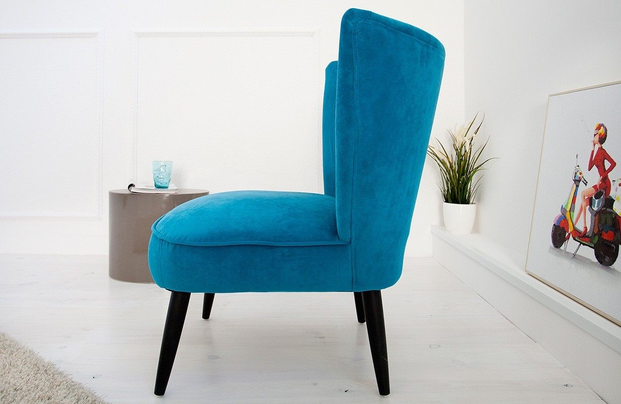 Lounge Sessel Recent Blue Designer Bei Nativo M Bel