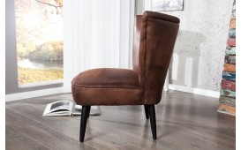 Designer Lounge Sessel RECENT ANTIK