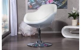 Designer Lounge Sessel FORMULA WHITE