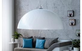 Designer Hängeleuchte WOK XL WHITE SILVER von NATIVO in der Schweiz