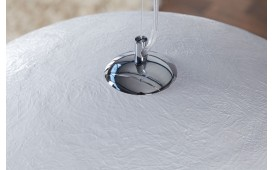 Designer Hängeleuchte WOK L WHITE SILVER von NATIVO in der Schweiz