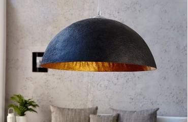 Designer Hängeleuchte WOK XL BLACK GOLD von NATIVO in der Schweiz