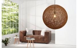Designer Hängeleuchte NEST XL BROWN von NATIVO in der Schweiz