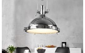 Designer Hängeleuchte INDUSTRY V2 SILVER von NATIVO in der Schweiz