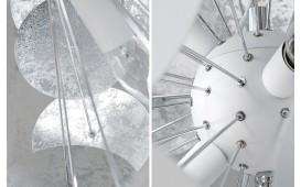 Designer Hängeleuchte FUTURO WHITE
