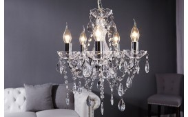 Lampadario di design SKY SILVER IN STOCK