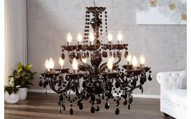 Lampadario di design CLASSICO L BLACK