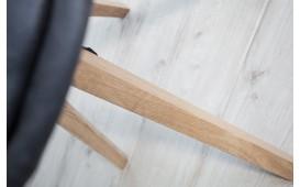 Designer Stuhl SCANIA mit grau Struktur
