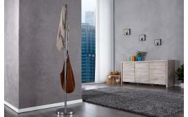 Designer Garderobe SIMPLE CHROM