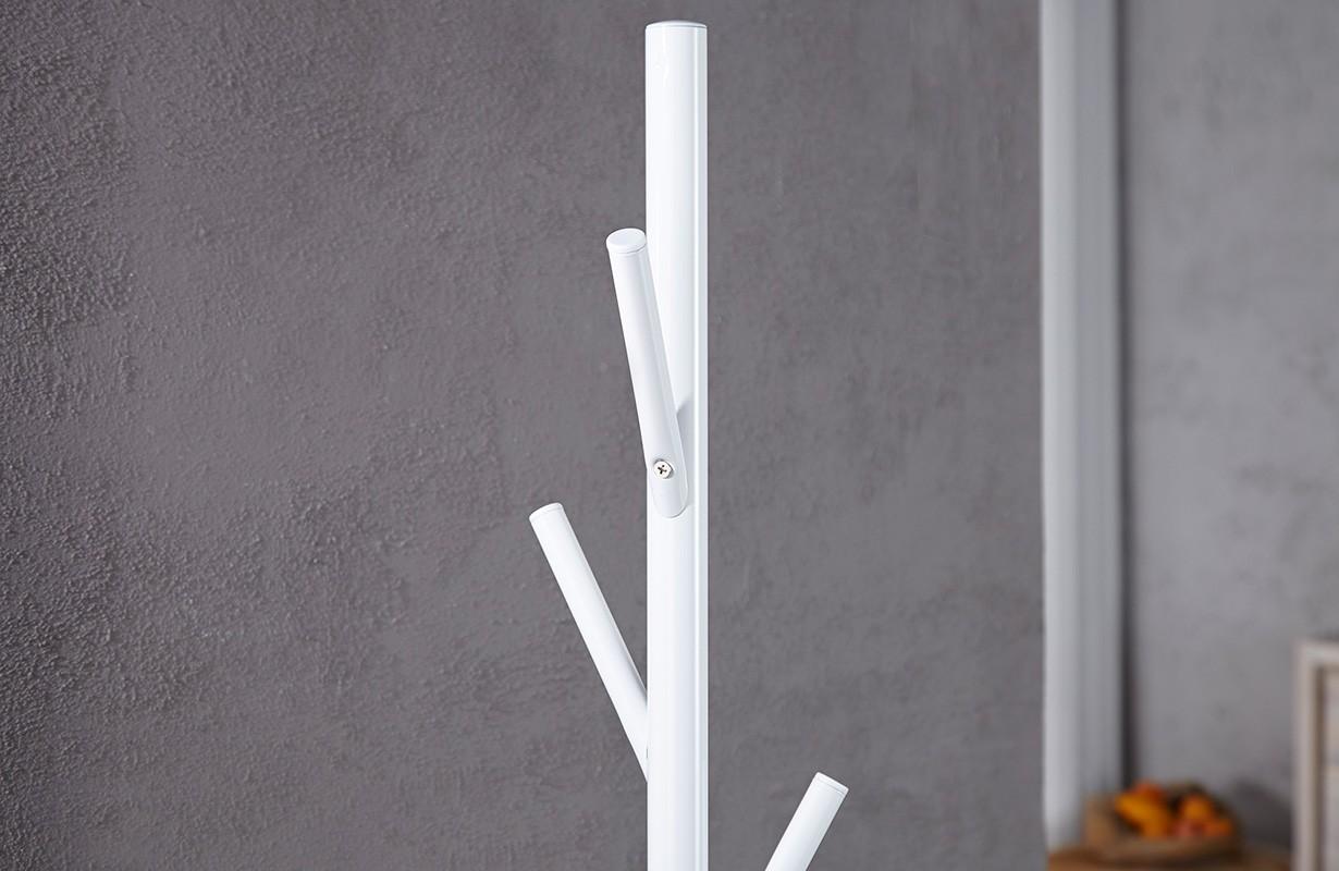 porte manteau design simple white nativo meuble moderne. Black Bedroom Furniture Sets. Home Design Ideas