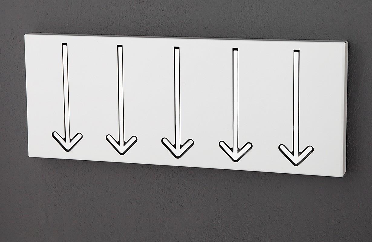 Appendiabiti Di Design Moderno.Appendiabiti Moderni Multi White Nativo Mobili Ingresso Svizzera