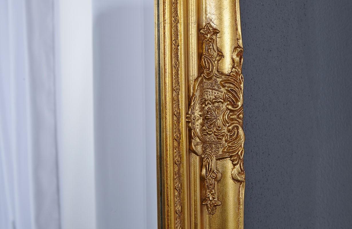 Specchi muro ressage gold l nativo mobili svizzera - Specchio di design ...