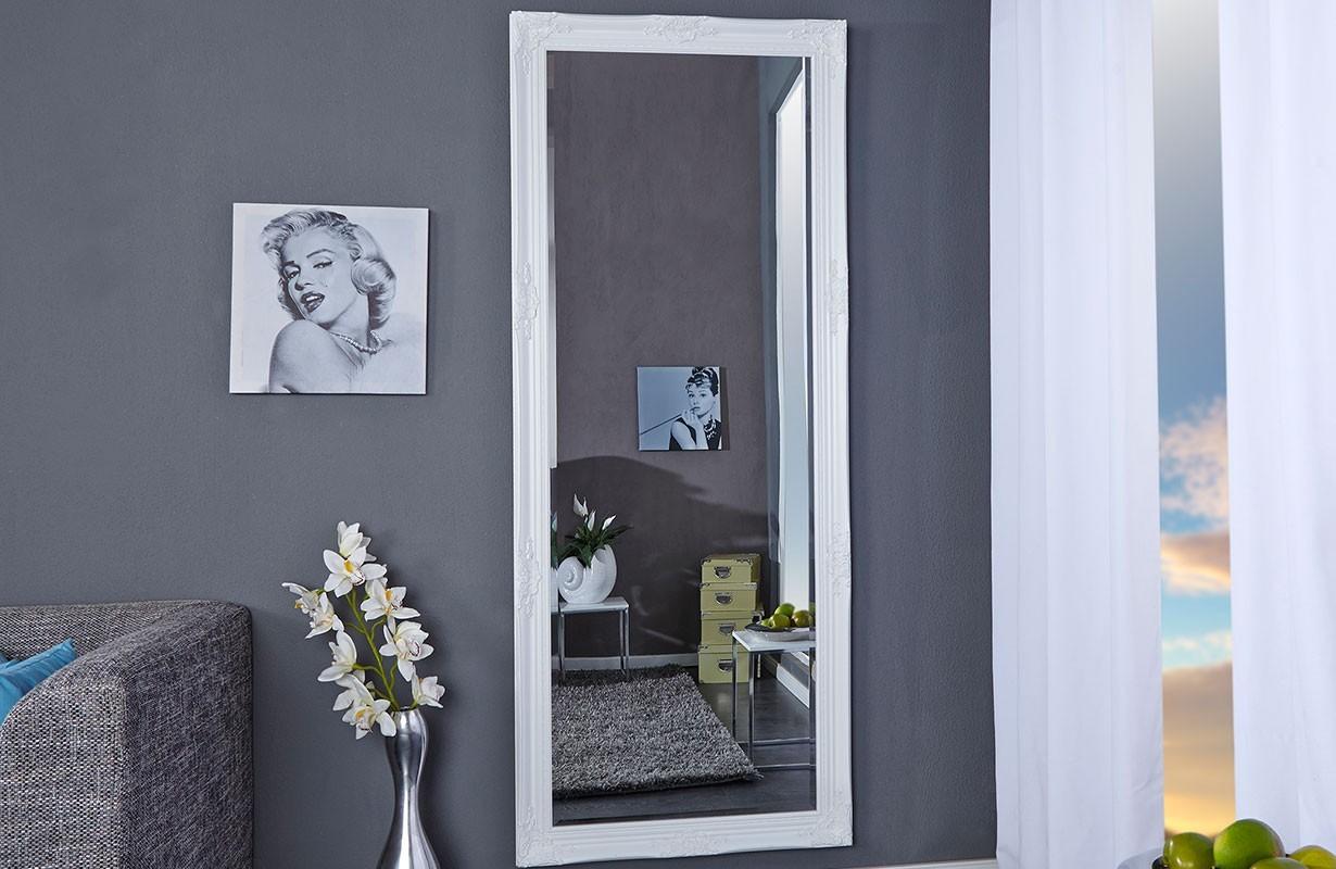 designer spiegel ressage white l von nativo m bel g nstig kaufen. Black Bedroom Furniture Sets. Home Design Ideas