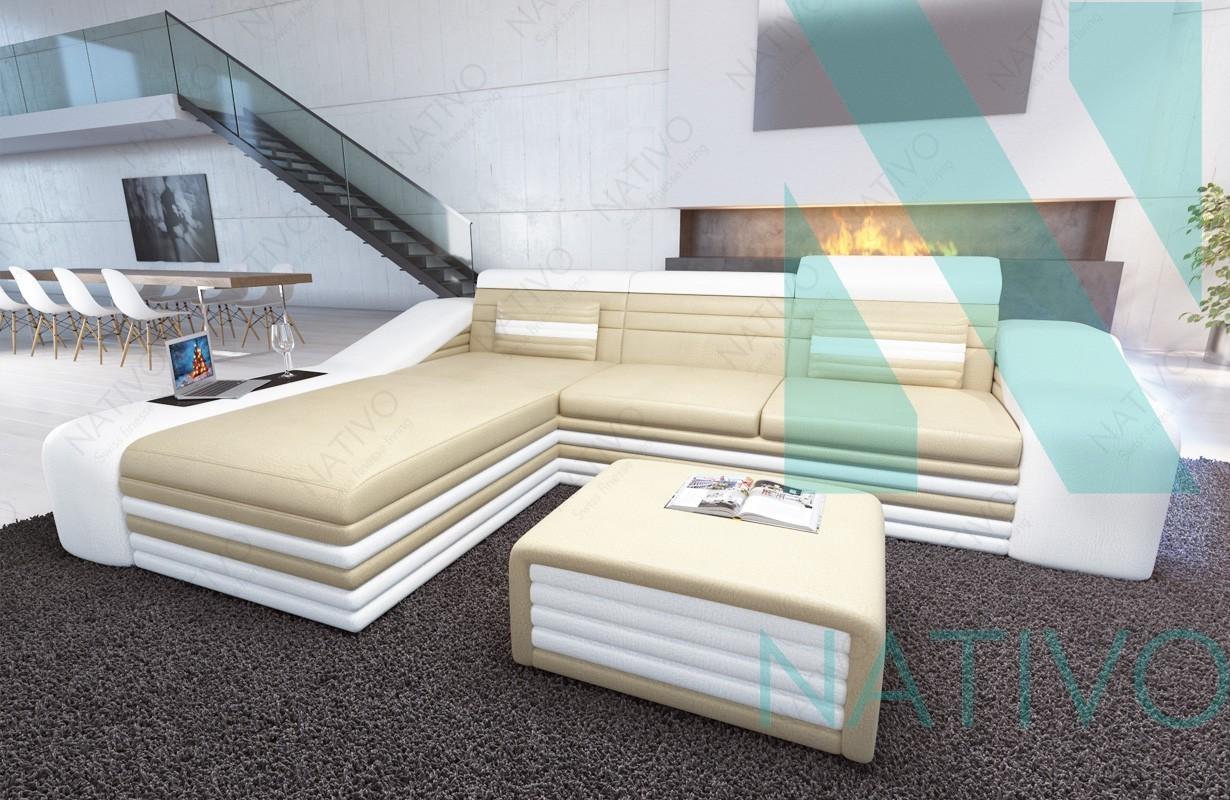 designer ledersofa mirage mini bei nativo m bel schweiz online kaufen. Black Bedroom Furniture Sets. Home Design Ideas