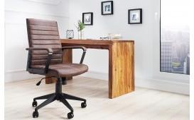 Designer Bürostuhl CLASS BROWN
