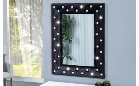 Miroir Design DIAMONDE BLACK