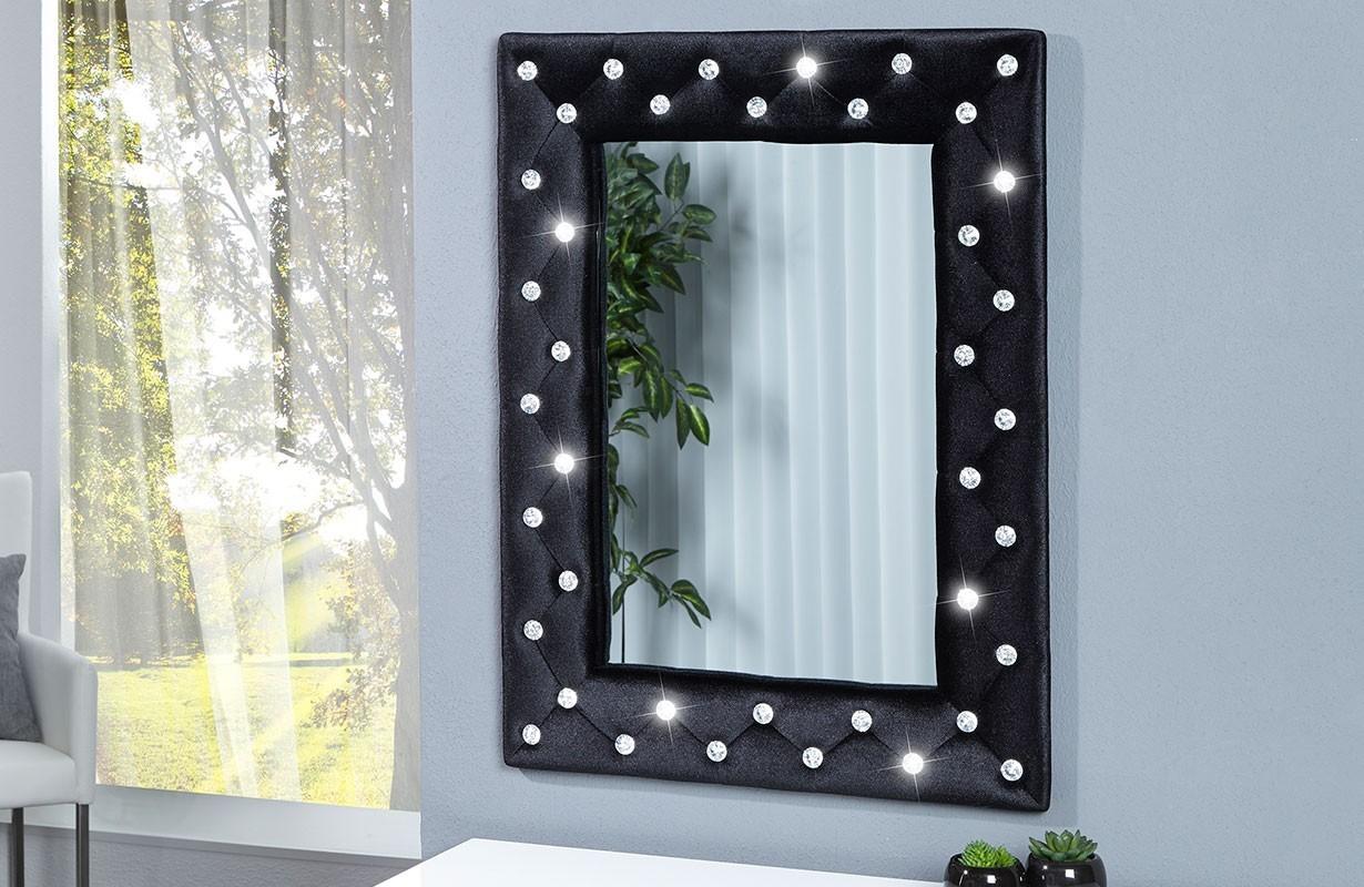 designer spiegel diamonde black von nativo m bel g nstig kaufen. Black Bedroom Furniture Sets. Home Design Ideas