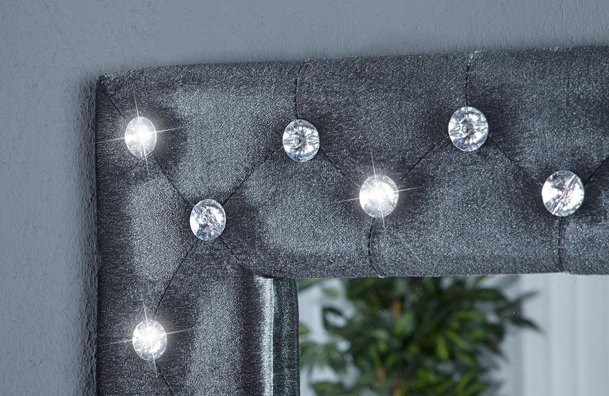 designer spiegel diamonde gray von nativo m bel g nstig kaufen. Black Bedroom Furniture Sets. Home Design Ideas