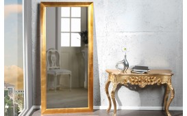 Specchio di design LOOK GOLD