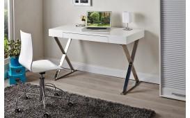 Designer Schreibtisch KELLY WHITE