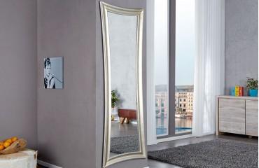 Designer Spiegel SLIM SILVER von NATIVO in der Schweiz