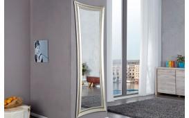 Specchio di design SLIM SILVER