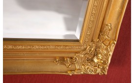 Designer Spiegel RUREA GOLD