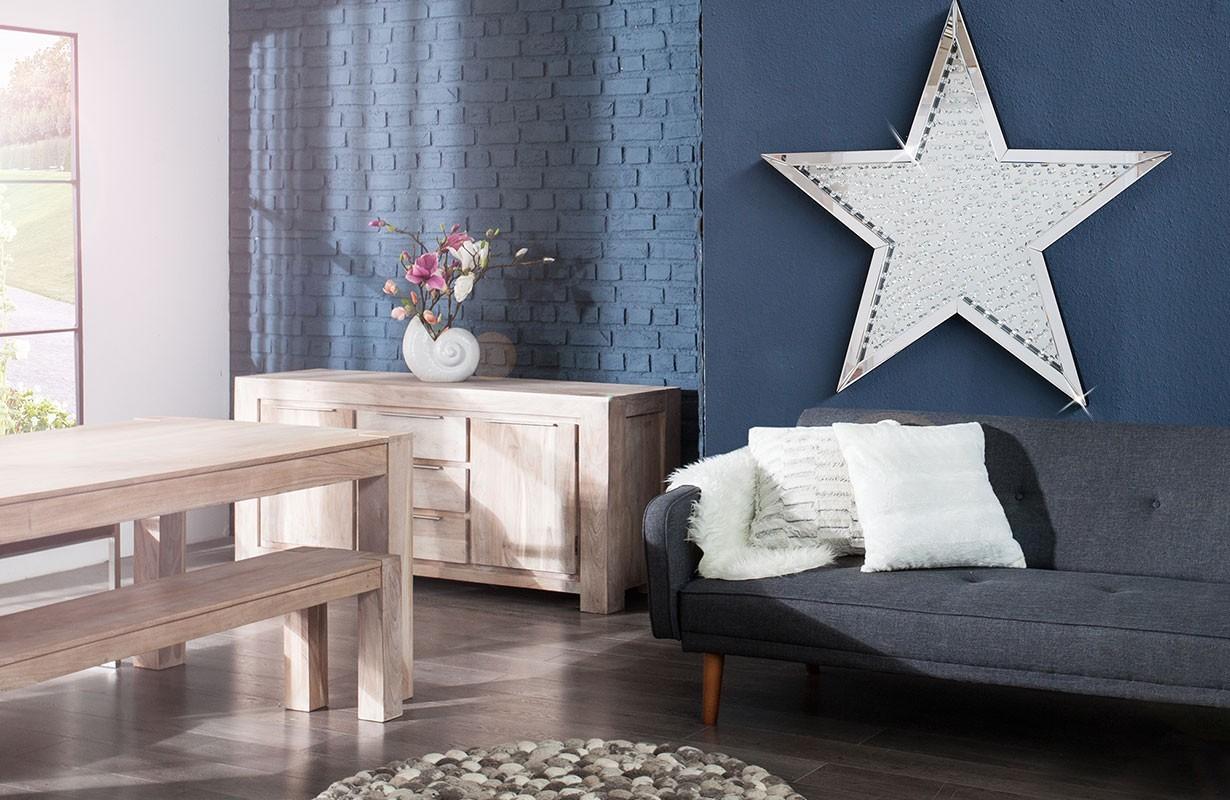 designer spiegel star von nativo m bel g nstig kaufen. Black Bedroom Furniture Sets. Home Design Ideas