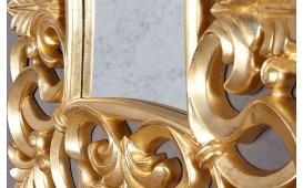 Designer Spiegel ROYALTY GOLD von NATIVO in der Schweiz