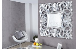 Specchio di design ROYALTY SILVER