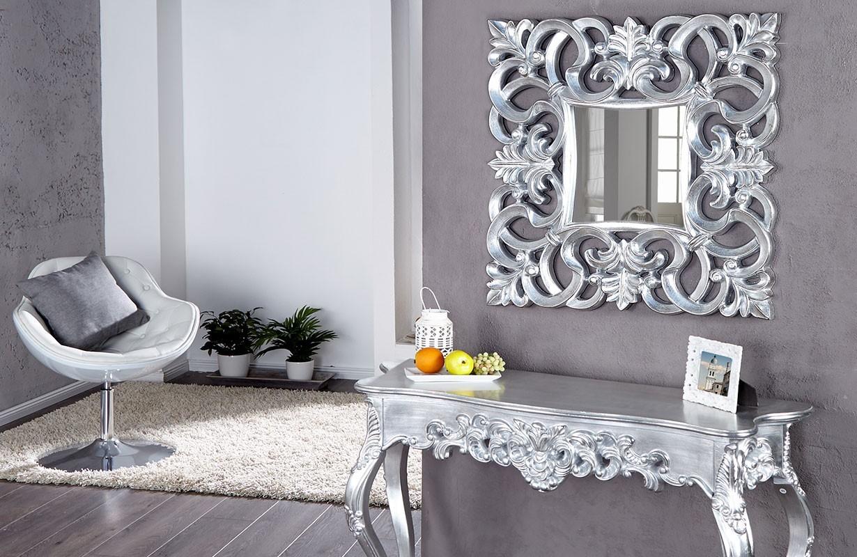 designer spiegel royalty silver von nativo m bel g nstig kaufen. Black Bedroom Furniture Sets. Home Design Ideas