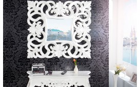 Specchio di design ROYALTY WHITE