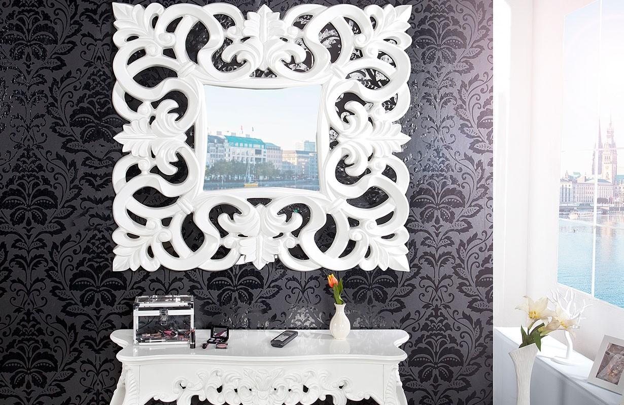 designer spiegel royalty white von nativo m bel g nstig kaufen. Black Bedroom Furniture Sets. Home Design Ideas