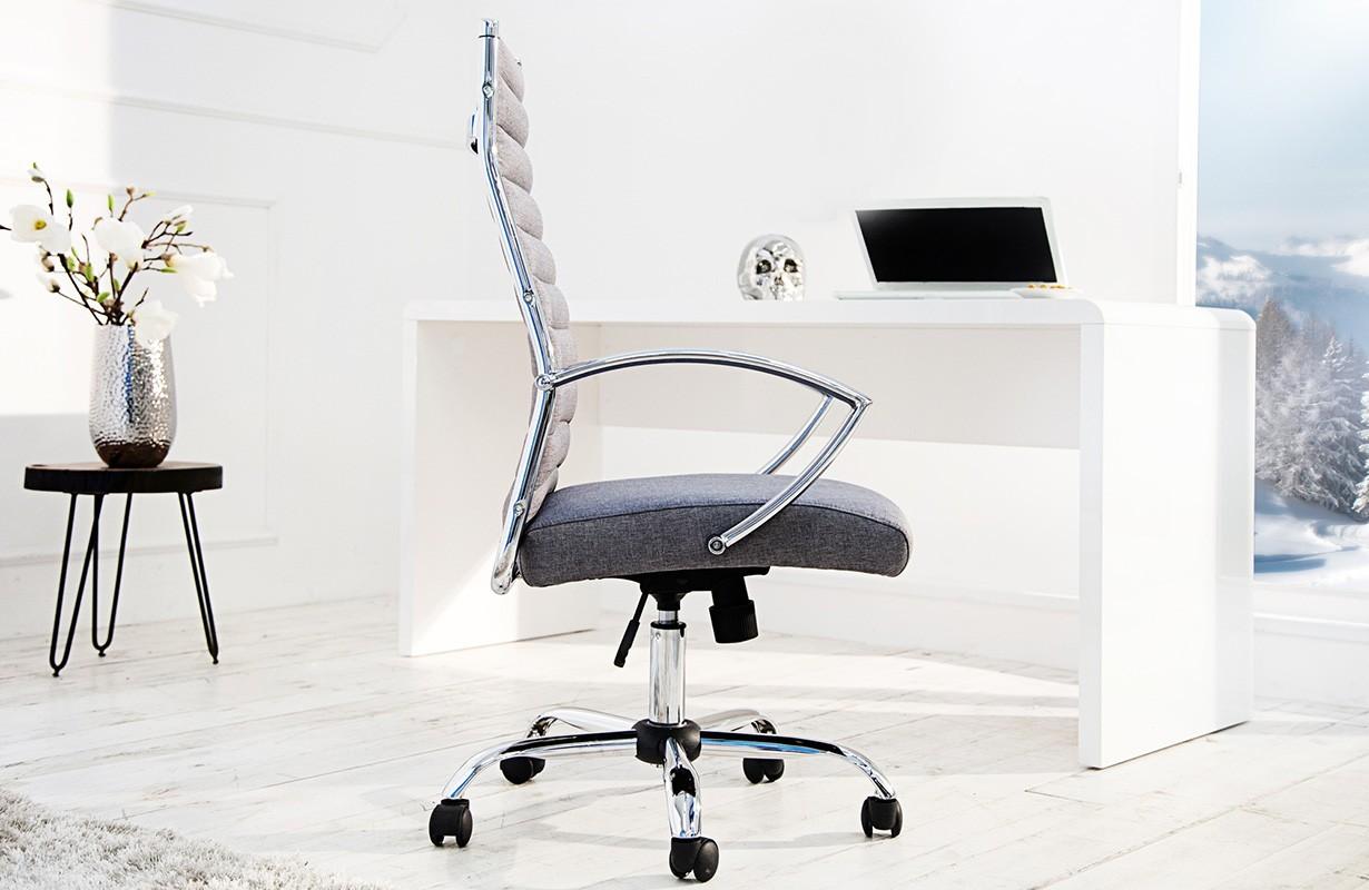 Sedie ufficio scontate hero grey nativo mobili design online for Sedie ufficio design outlet