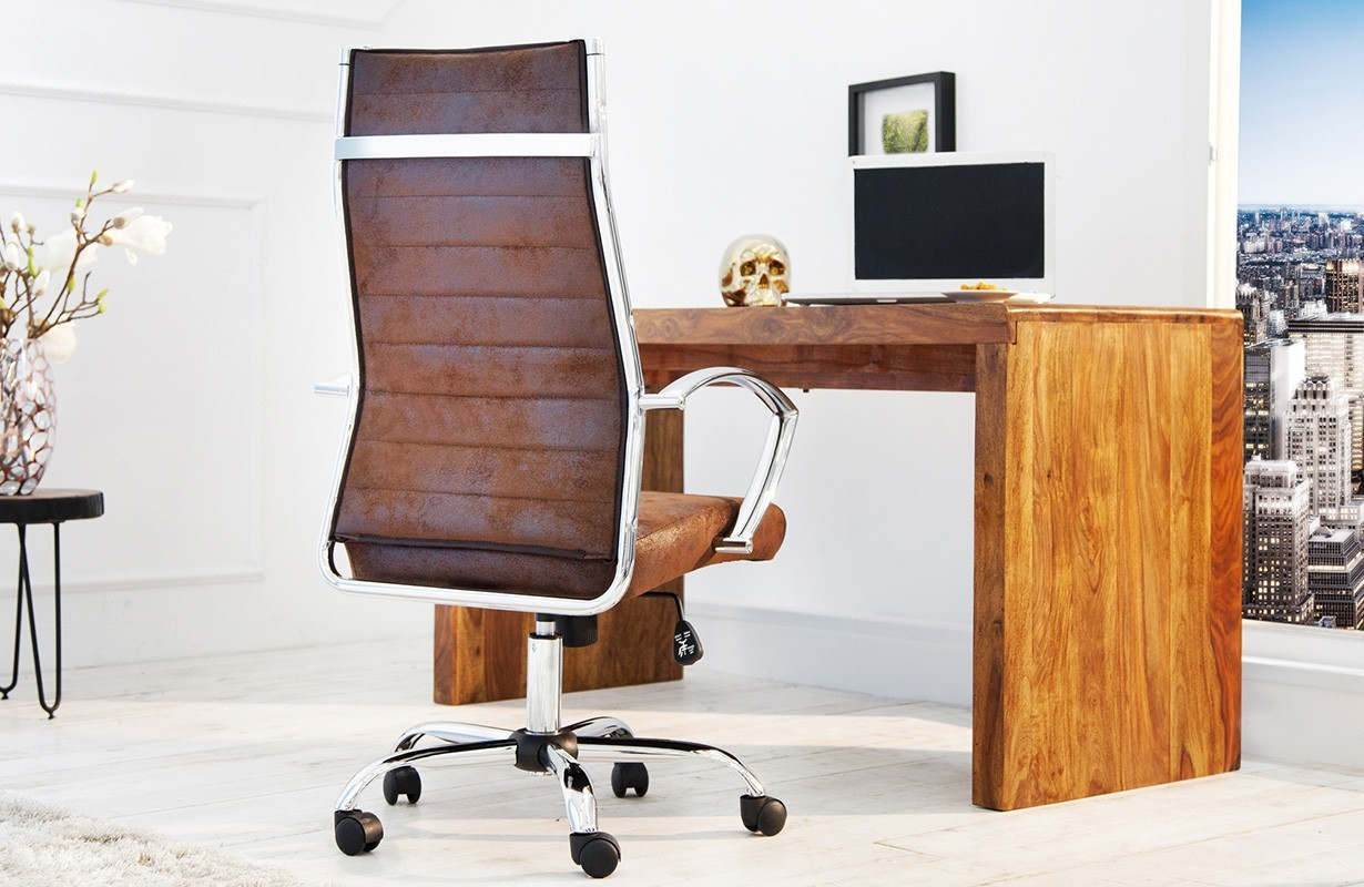 Sedia ufficio moderna hero antik mobili design nativo svizzera for Sedia ufficio moderna