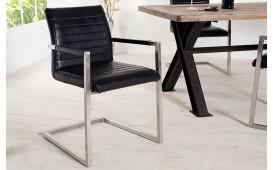 Designer Stuhl STATE ANTIK BLACK