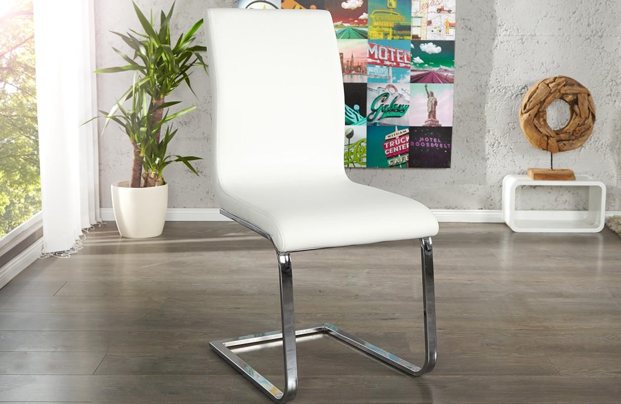 chaise salle manger summer white nativo design suisse. Black Bedroom Furniture Sets. Home Design Ideas