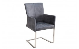 Chaise Design SANTORINI GREY