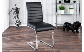 Chaise Design MARTA BLACK