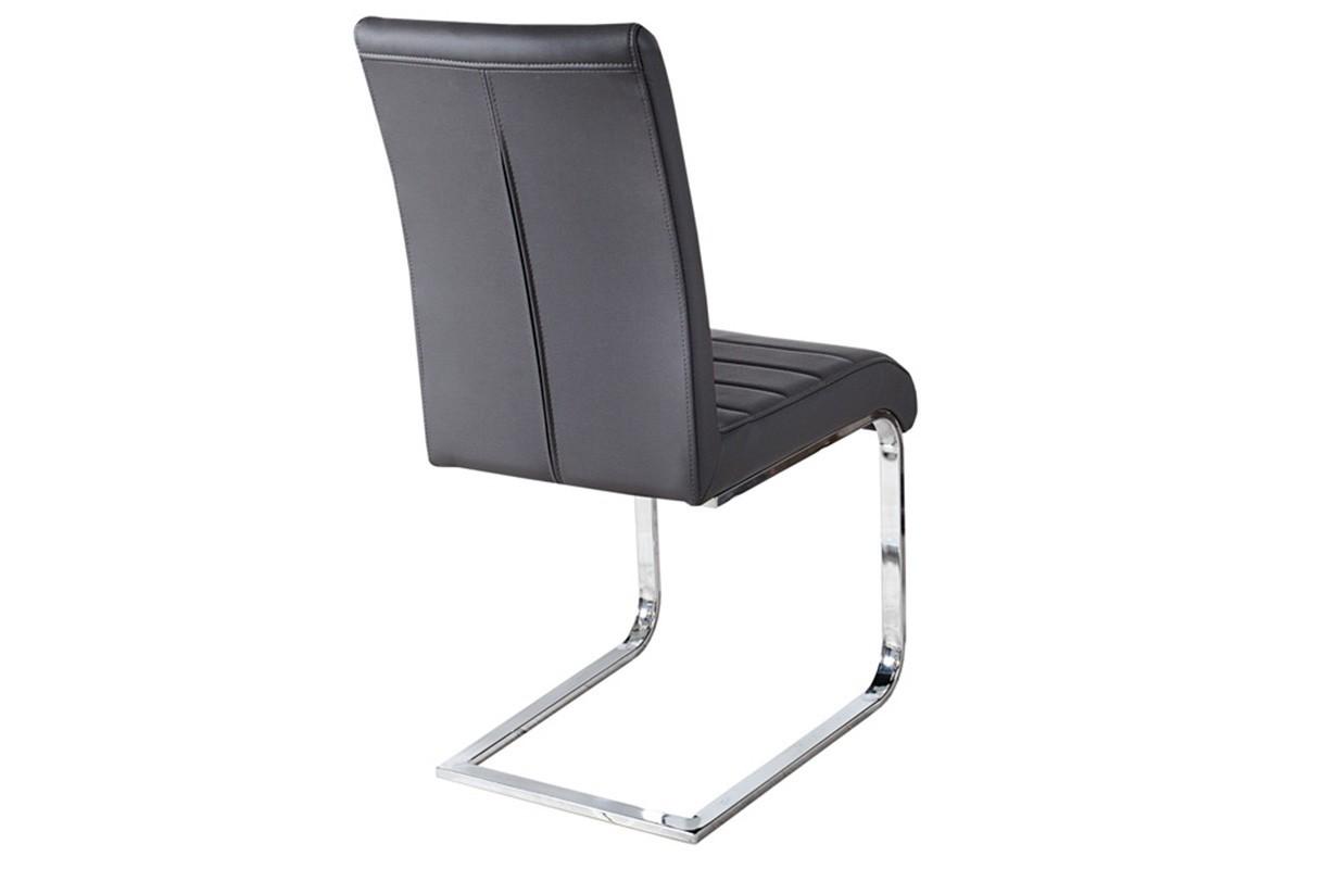 Sedie moderne svizzera marta black nativo mobili - Sedia di design ...