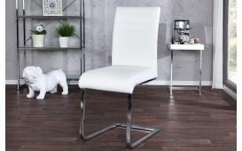 Chaise Design MARTA WHITE