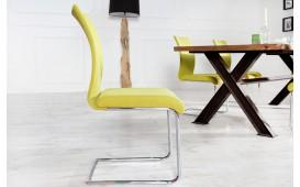 Designer Stuhl TANGO YELLOW