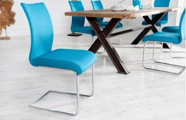 Designer Stuhl TANGO BLUE